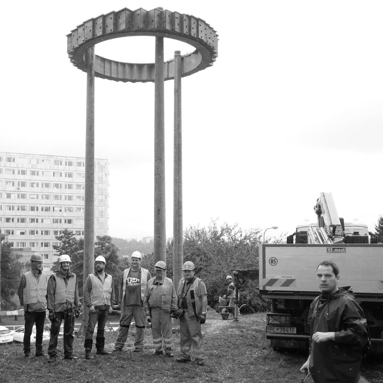 Veža pre dážďovníky Bratislava